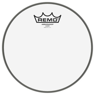 Remo Ambassador Clear 8'' Drum Head