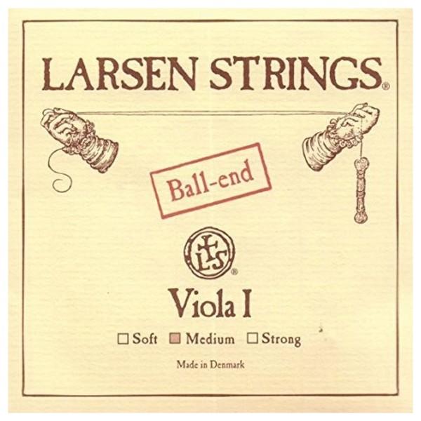 Larsen Medium Viola A String, Ball End