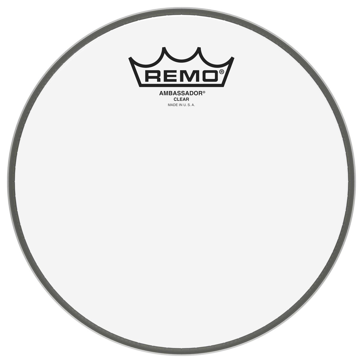 Remo Ambassador Clear 13 Drum Head