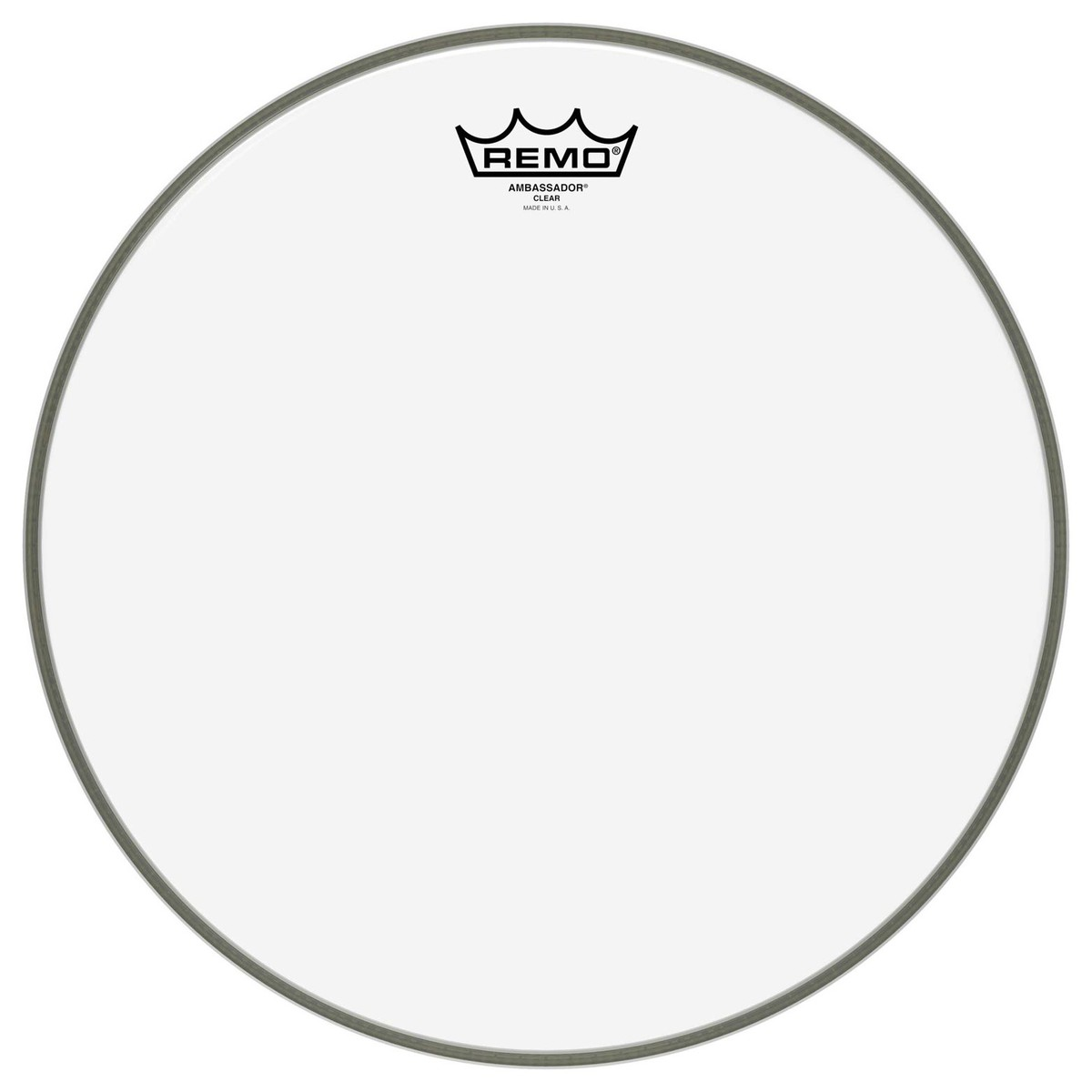 Remo Ambassador Clear 16 Drum Head