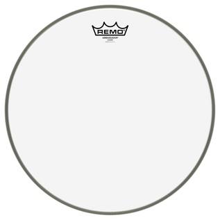 Remo Ambassador Clear 24'' Bass Drum Head