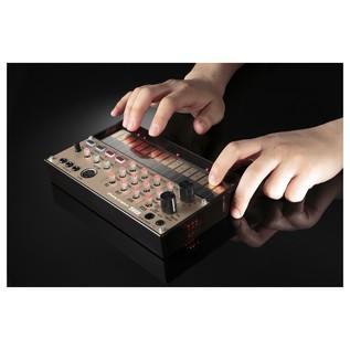 Volca Keys Analog Synthesizer - Angled 2