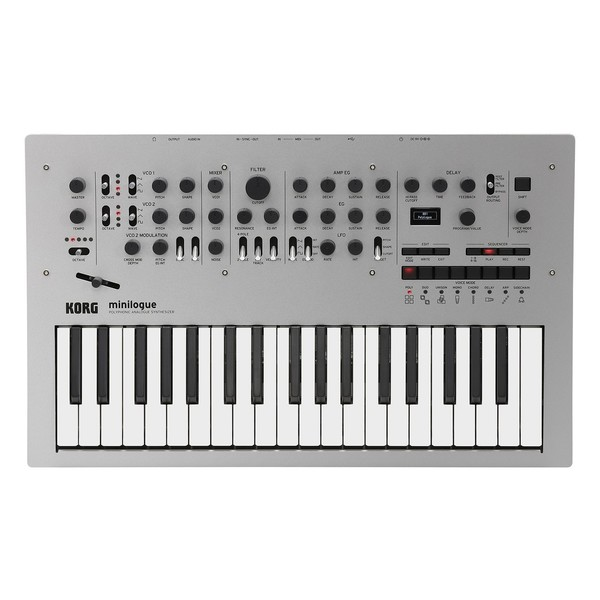 Korg Minilogue - Top