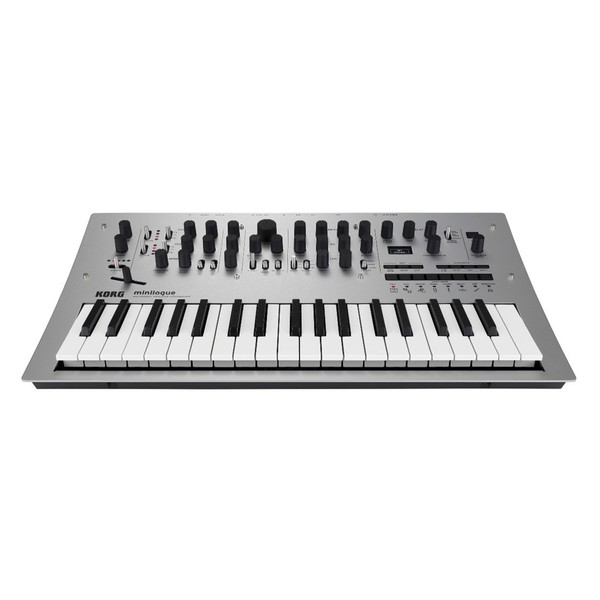 Korg Minilogue Synthesizer - Front