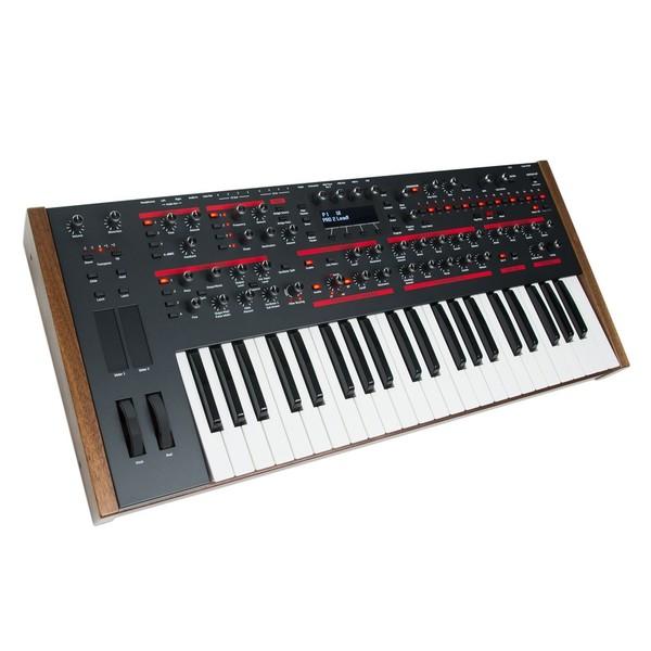 Pro 2 Mono Synthesizer - Angled