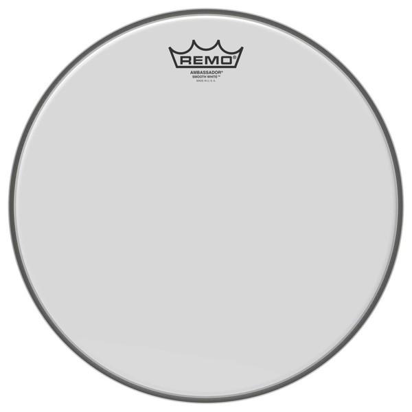 Remo Ambassador Smooth White 13'' Drum Head