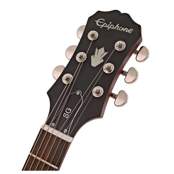 Epiphone Vintage G400 SG Electric Guitar, Worn Brown