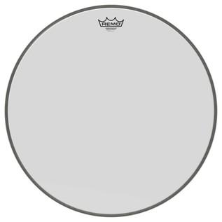 Remo Ambassador Smooth White 20'' Bass Drum Head