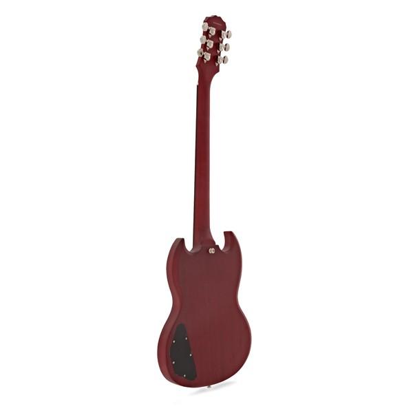 Epiphone SG Vintage G-400 Electric Guitar, Worn Cherry