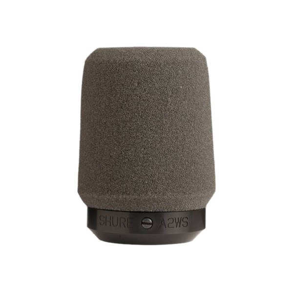 Shure A2WS Locking Foam Windscreen for SM57 and 545