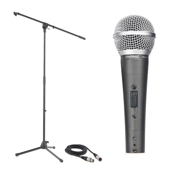 Phonic DM.690 Vocal and Instrument Microphone Pack