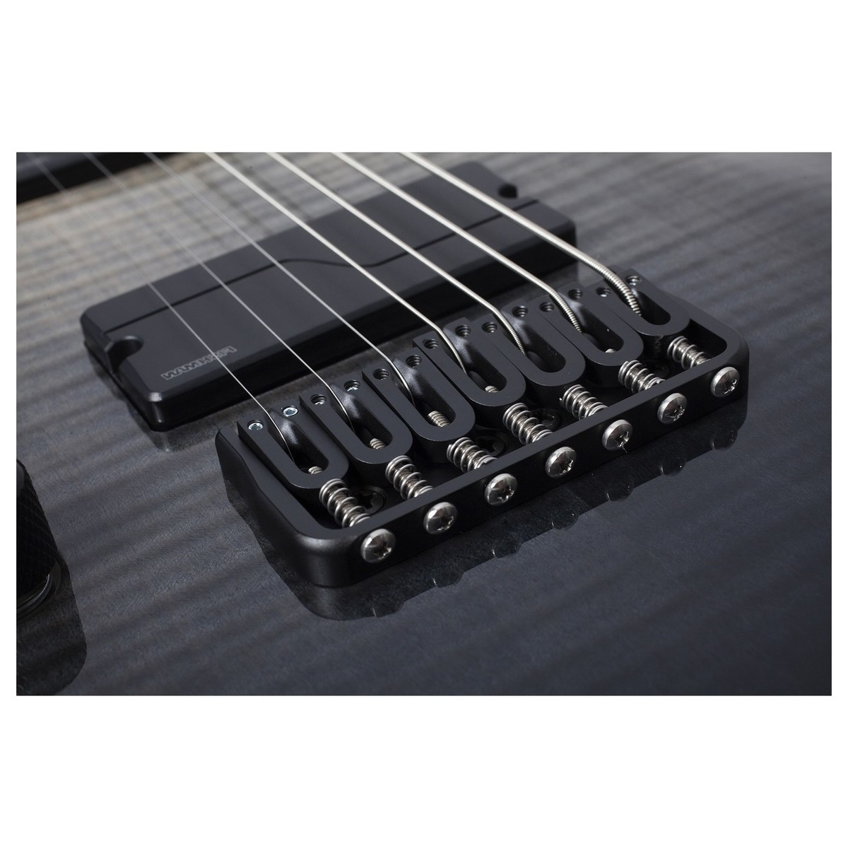 Schecter C-7 SLS Elite Linkshänder, Black Fade Burst bei Gear4music