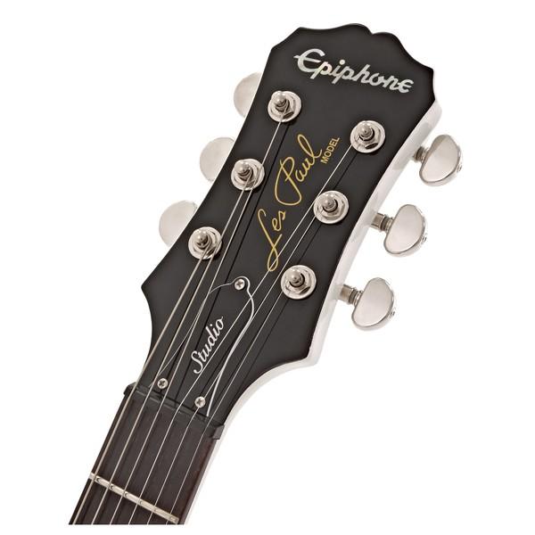 Epiphone Les Paul Studio Electric Guitar, Alpine White