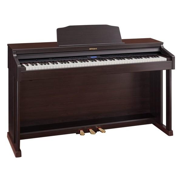Roland HP601 Digital Piano, Contemporary Rosewood