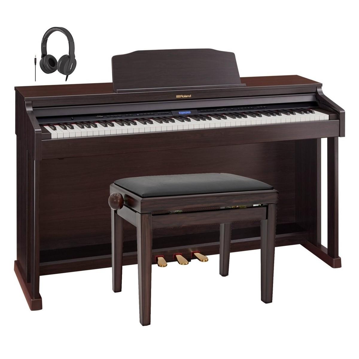 Roland Hp601 Digital Piano : roland hp601 digital piano contemporary rosewood package at gear4music ~ Hamham.info Haus und Dekorationen