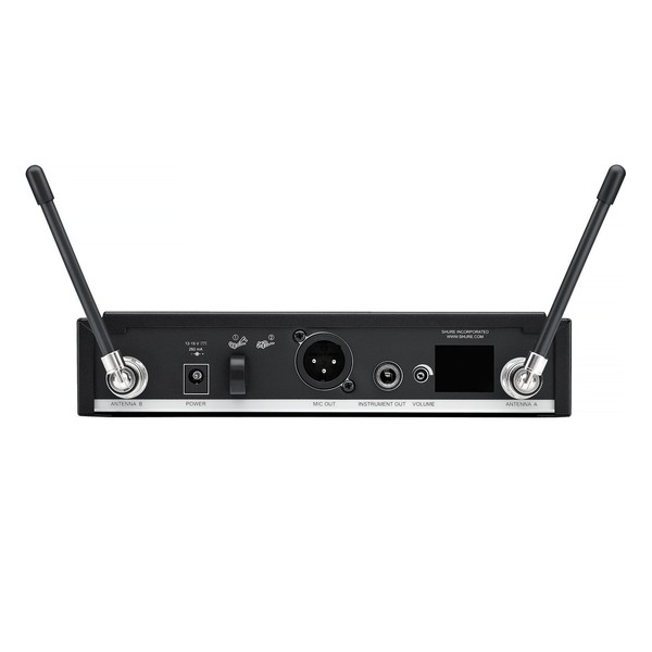 shure blx14re t11 rack mount wireless guitar system with wa302 at gear4music. Black Bedroom Furniture Sets. Home Design Ideas