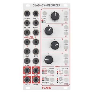 Flame Quad CV-Recorder - Main