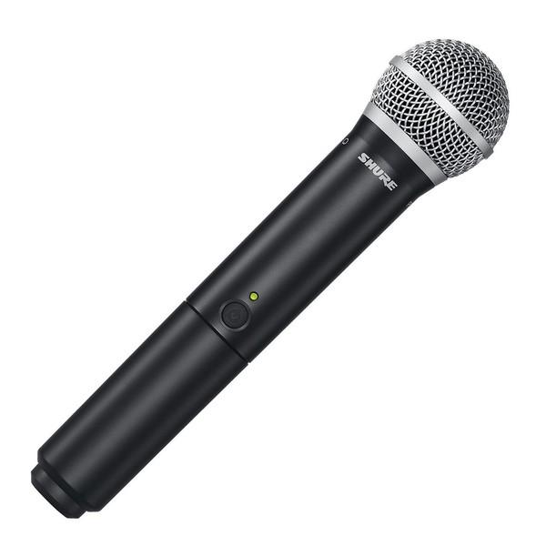Shure BLX2/PG58-S8 Wireless Handheld Microphone Transmitter 1