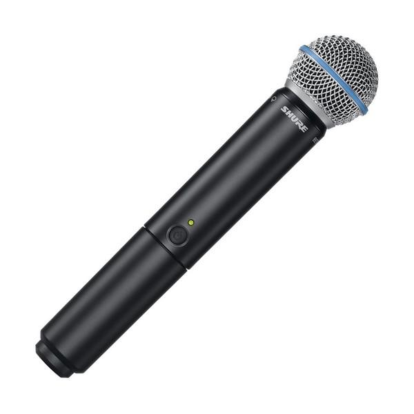 Shure BLX2/B58-S8 Wireless Handheld Microphone Transmitter 1