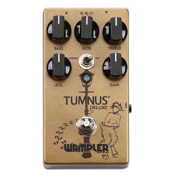 Wampler Tumnus Overdrive Deluxe Pedal