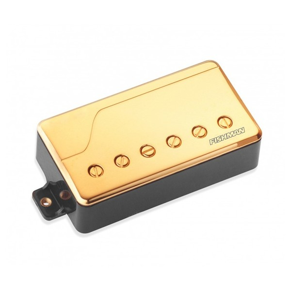 Fishman Fluence Multi Voice Pickup, Classic Humbucker Bridge (Gold)