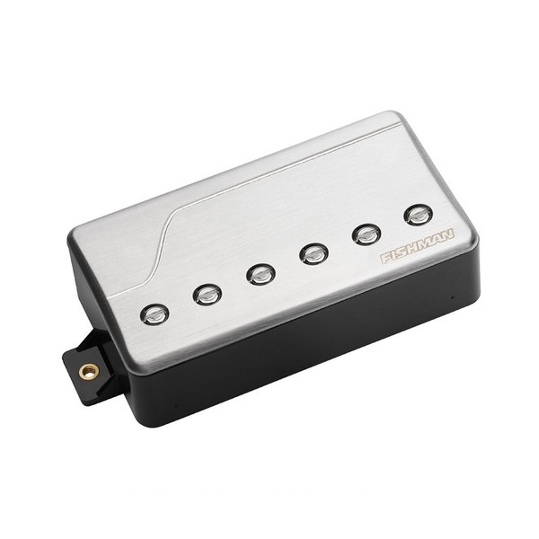 Fishman Fluence Multi Voice Pickup, Classic Humbucker Bridge, Brushed
