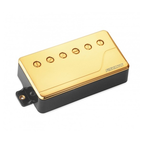 Fishman Fluence Multi Voice Pickup, Classic Humbucker Neck (Gold)
