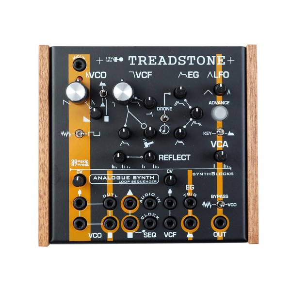 Analogue Solutions Treadstone Monosynth - Main