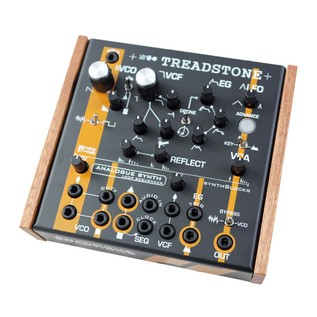Analogue Solutions Treadstone Monosynth - Top Angle