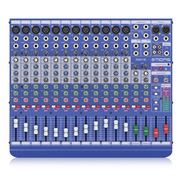 Midas DM16 Analogue Mixer 1