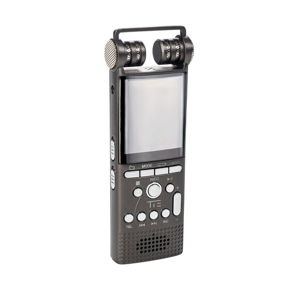 TIE Studio Voice Recorder, 8gb - Main