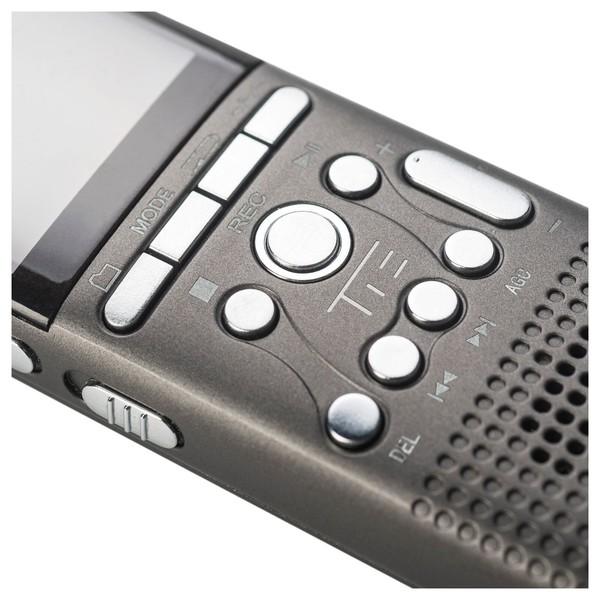 TIE Studio Voice Recorder, 8gb - Close Up