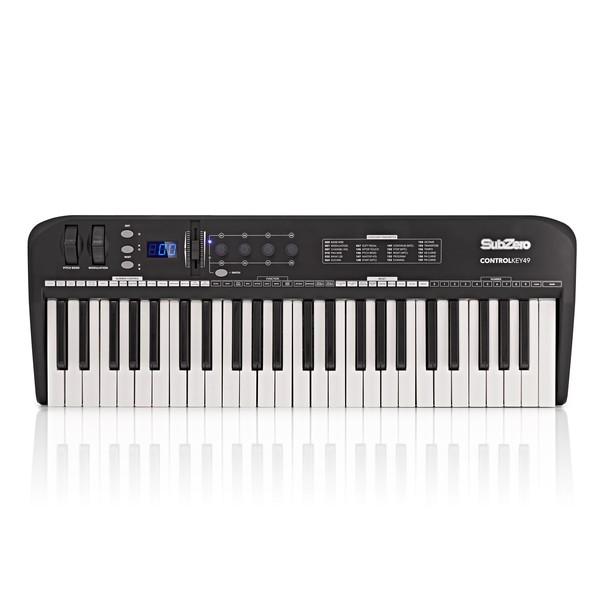 SubZero SZ-CONTROLKEY49 MIDI Keyboard
