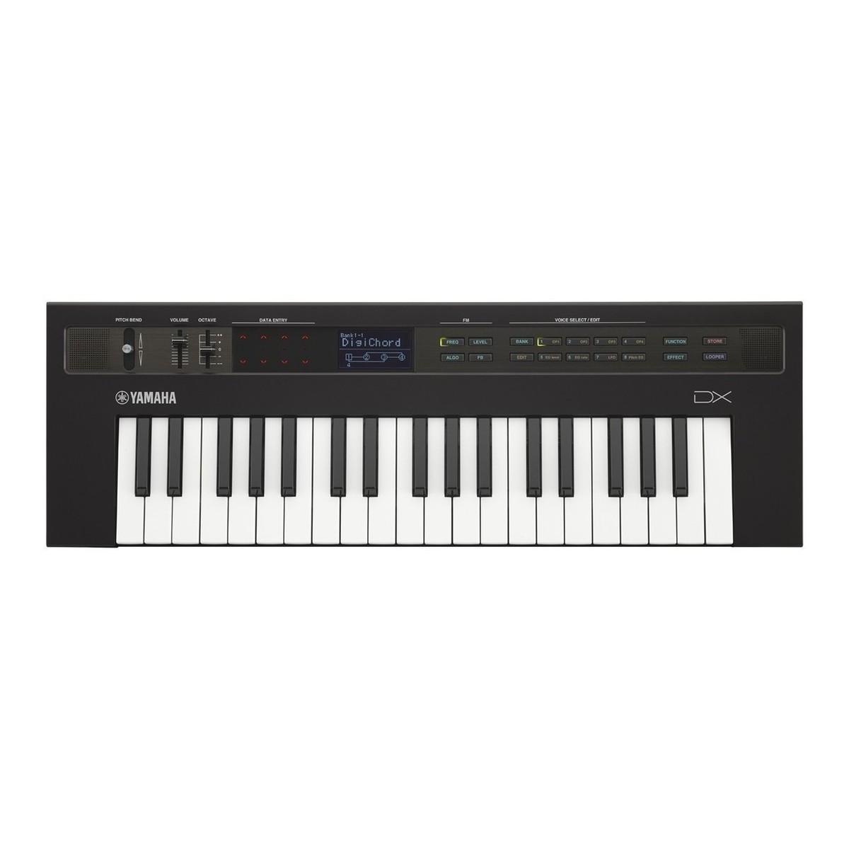 Yamaha reface dx synth tiseur avec kit de fixation de for Housse clavier yamaha
