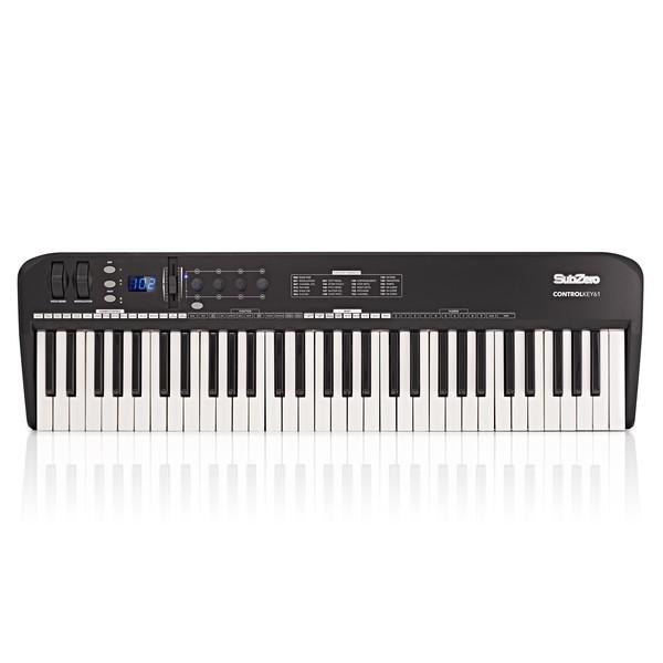 SubZero SZ-CONTROLKEY61 MIDI Keyboard