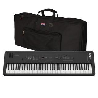 Yamaha MX88 Music Production Synthesizer With Gator Bag - Main