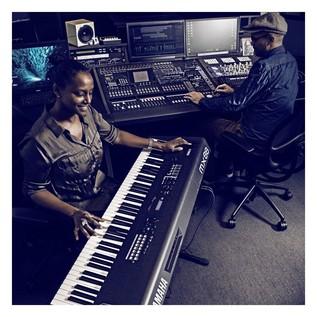 Yamaha MX88 Music Production Synthesizer, Black - Live (4)