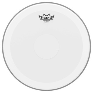 Remo Powerstroke 4 Coated 14'' Clear Dot Drum Head