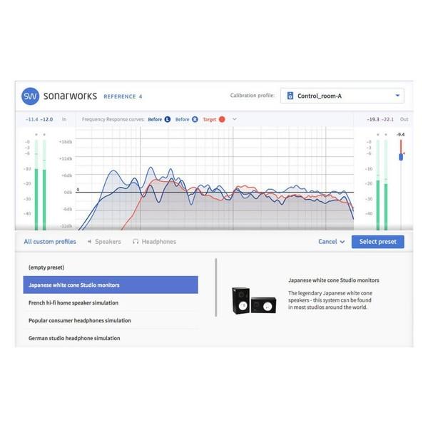 Sonarworks Reference 4 Studio Edition Boxed - Main