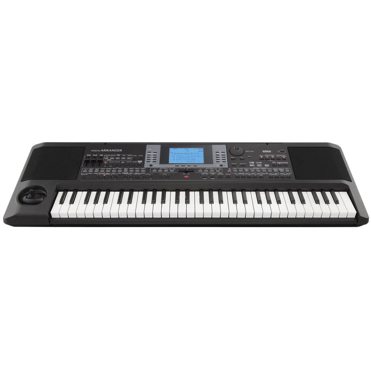 korg microarranger professional arranger keyboard b stock at rh gear4music es Training Manual for Korg microARRANGER Korg MicroStation vs microARRANGER