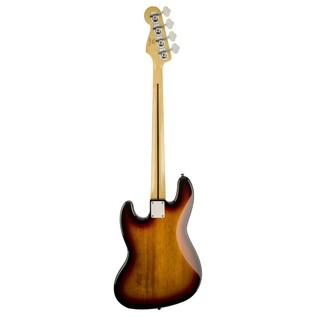 Squier by Fender Vintage Modified '77 Jazz Bass, 3-Tone Sunburst  Back