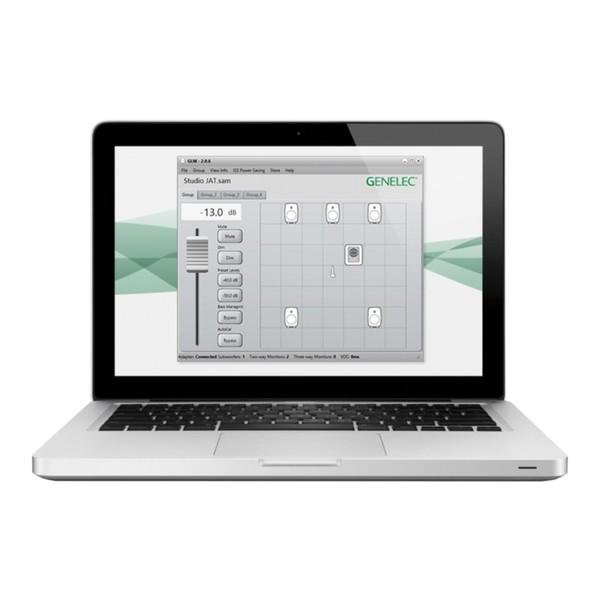Genelec GLM 2.0 Genelec Loudspeaker Manager User Kit - Software