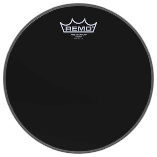 Remo Ambassador Ebony 10'' Drum Head