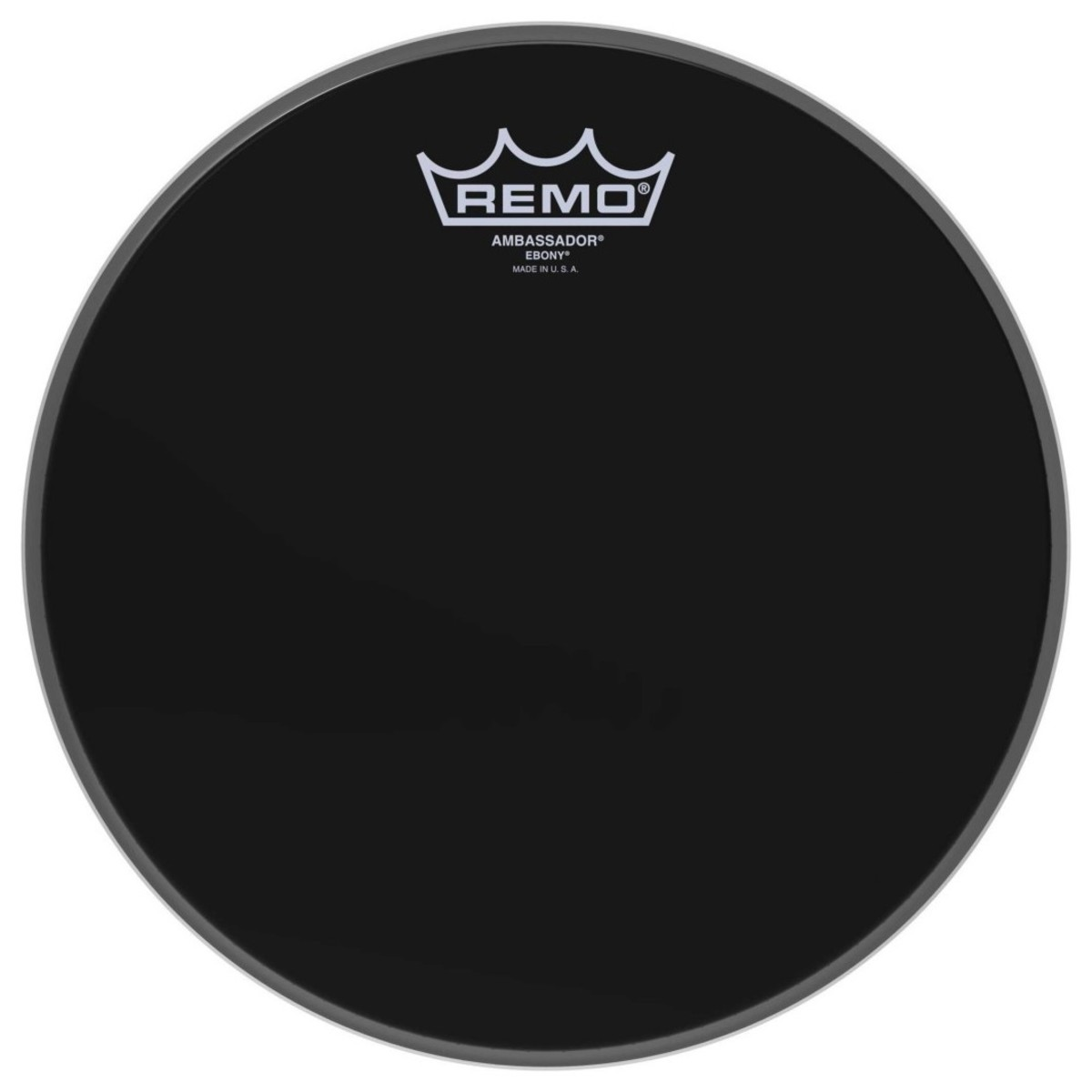Click to view product details and reviews for Remo Ambassador Ebony 13 Drum Head.