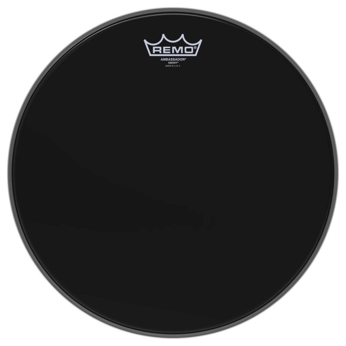 Remo Ambassador Ebony 22 Bass Drum Head