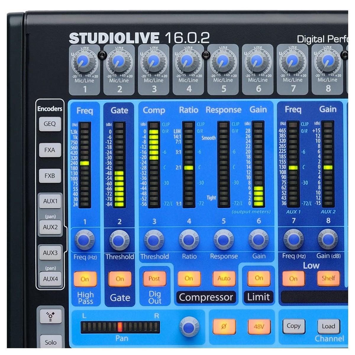 STUDIOLIVE 16.0.2 WINDOWS 7 X64 DRIVER