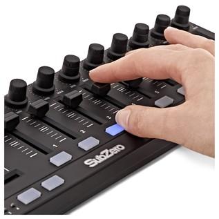 SubZero SZ-MINICONTROL MIDI Controller