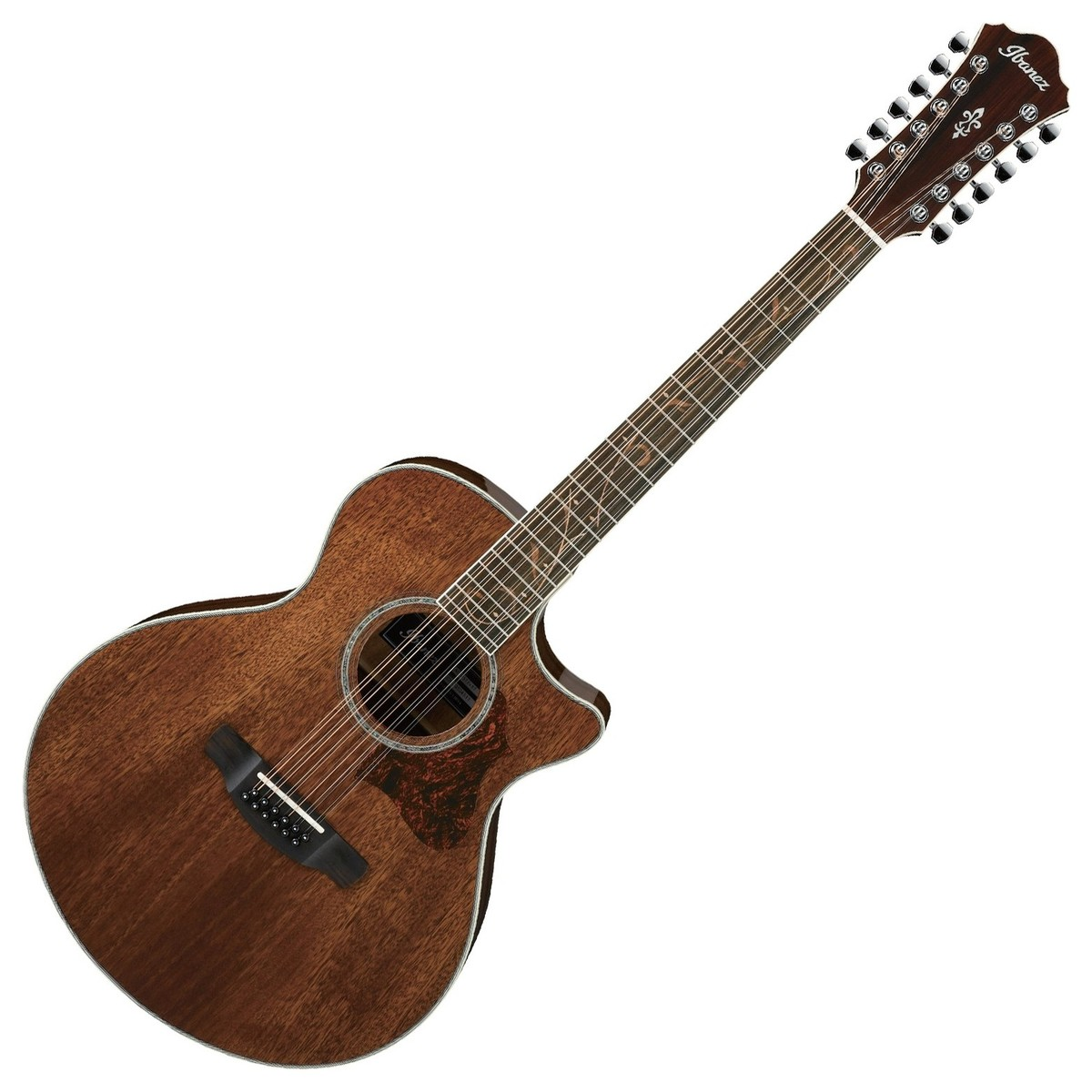 ibanez ae2412 12 string electro acoustic 2018 natural at gear4music. Black Bedroom Furniture Sets. Home Design Ideas