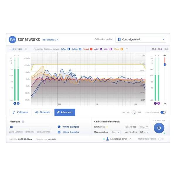 Sonarworks Reference 4 Upgrde - Screenshot 2