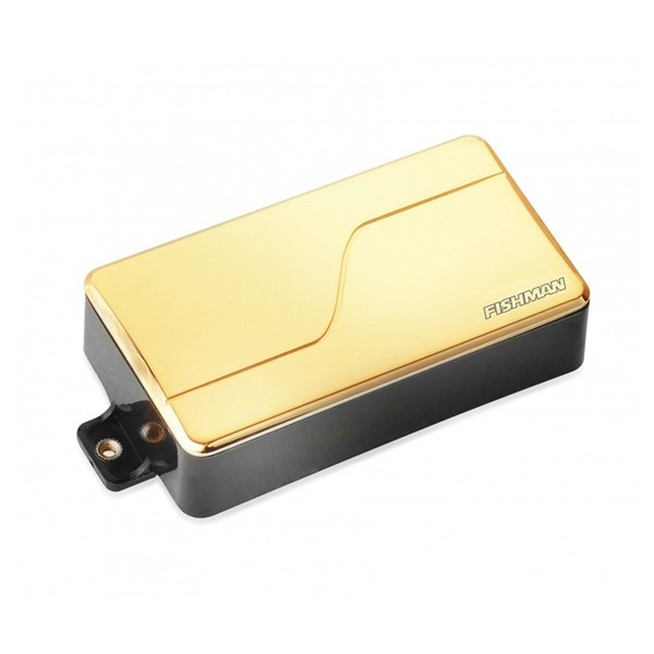 Fishman Fluence Multi Voice Modern Alnico Humbucker, Gold